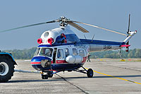 Helicopter-DataBase Photo ID:9218 PZL Mi-2 Motor Sich UR-MSA cn:547620042