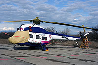 Helicopter-DataBase Photo ID:13805 PZL Mi-2 Motor Sich UR-MSO cn:549447115