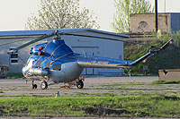 Helicopter-DataBase Photo ID:9231 PZL Mi-2 private UR-MSMR cn:5210001106