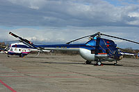 Helicopter-DataBase Photo ID:10108 PZL Mi-2 Motor Sich UR-MSM cn:5210001106