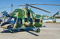 Helicopter-DataBase Photo ID:16302 MSB Mi-2MSB-1 Motor Sich UR-MSM cn:5210001106