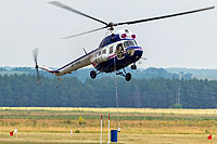 Helicopter-DataBase Photo ID:16795 PZL Mi-2 Motor Sich UR-MSQ cn:549441105