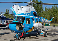 Helicopter-DataBase Photo ID:8494 MSB Mi-2MSB UR-MSX 529120035