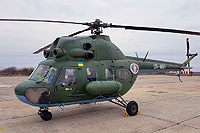 Helicopter-DataBase Photo ID:13885 PZL Mi-2 Motor Sich UR-MSY cn:549445105