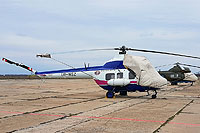Helicopter-DataBase Photo ID:13882 PZL Mi-2 Motor Sich UR-MSZ cn:547726072