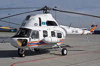 Helicopter-DataBase Photo ID:14499 PZL Mi-2 Motor Sich UR-VBB cn:549508115