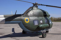 Helicopter-DataBase Photo ID:13912 PZL Mi-2 Ukrainian Army Aviation 03 cn:548805074