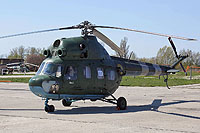 Helicopter-DataBase Photo ID:13915 PZL Mi-2 Ukrainian Army Aviation 03 cn:548805074
