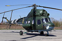 Helicopter-DataBase Photo ID:13917 PZL Mi-2 Ukrainian Army Aviation 03 cn:548805074