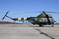 Helicopter-DataBase Photo ID:13919 PZL Mi-2 Ukrainian Army Aviation 03 cn:548805074