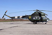 Helicopter-DataBase Photo ID:13920 PZL Mi-2 Ukrainian Army Aviation 03 cn:548805074