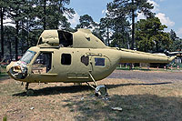 Helicopter-DataBase Photo ID:14447 PZL Mi-2 Zombie Adventure