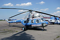 Helicopter-DataBase Photo ID:13308 PZL Mi-2 Museum Riga-Skive YL-LHC cn:527541032