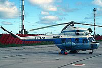Helicopter-DataBase Photo ID:12442 PZL Mi-2 LATAVIO Latvian Airlines YL-LHH cn:549329075