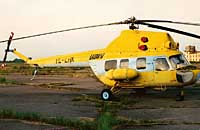 Helicopter-DataBase Photo ID:2728 PZL Mi-2 LATAVIO Latvian Airlines YL-LHK cn:543719094