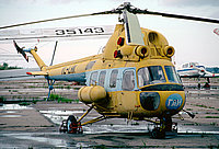 Helicopter-DataBase Photo ID:3312 PZL Mi-2 LATAVIO Latvian Airlines YL-LHK cn:543719094