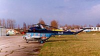 Helicopter-DataBase Photo ID:1930 PZL Mi-2 Latgales Avia YL-LHT cn:525803088