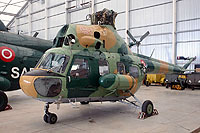 Helicopter-DataBase Photo ID:6291 PZL Mi-2 Latvian Air Force 151 cn:547638052