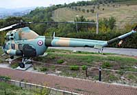 Helicopter-DataBase Photo ID:1625 PZL Mi-2 Museum Cerbaiola di Rimini 155 cn:535437127
