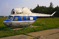 Helicopter-DataBase Photo ID:2383 PZL Mi-2 unknown