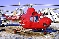 Helicopter-DataBase Photo ID:15384 SM-1 State Aviation Museum CCCP-02299