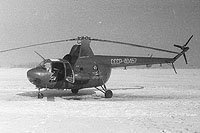 Helicopter-DataBase Photo ID:11586 Mi-1M Aeroflot CCCP-40457 cn:86800815