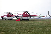 Helicopter-DataBase Photo ID:855 SM-1Wb Central Aero Club 01 yellow cn:401028
