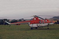 Helicopter-DataBase Photo ID:1096 SM-1Wb DOSAAF 02 yellow cn:507011