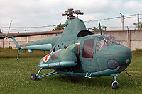 Helicopter-DataBase Photo ID:11027 SM-1W Aviation Museum Szolnok 09 cn:W05009