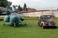 Helicopter-DataBase Photo ID:11029 SM-1W Aviation Museum Szolnok 09 cn:W05009