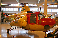 Helicopter-DataBase Photo ID:594 Mi-1M Finnish Air Force Museum OH-HRC cn:06801811