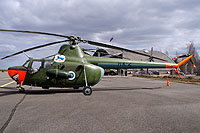 Helicopter-DataBase Photo ID:17096 SM-1/600 Museum Utti HK-2 cn:S1A07030