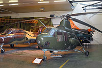 Helicopter-DataBase Photo ID:1956 SM-1Wb Museum of Military History Piešťany 1043 cn:401043
