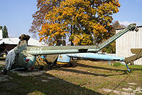 Helicopter-DataBase Photo ID:12493 SM-1/300 Aviation Museum Praha-Kbely 11005 cn:S111005