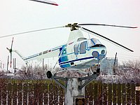 Helicopter-DataBase Photo ID:714 Mi-1M Yamal RA-10001
