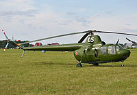 Helicopter-DataBase Photo ID:1385 Mi-1M unknown RA-1994G