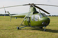Helicopter-DataBase Photo ID:11418 Mi-1M unknown RA-1994G