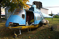 Helicopter-DataBase Photo ID:12494 SM-2 Aviation Museum Praha-Kbely OK-RUV cn:S203009