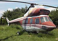 Helicopter-DataBase Photo ID:2640 PZL Taurus private Franciszkow