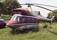 Helicopter-DataBase Photo ID:2641 PZL Taurus private Franciszkow