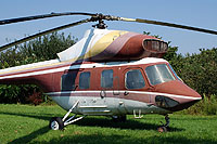 Helicopter-DataBase Photo ID:7190 PZL Taurus private Franciszkow
