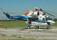 Helicopter-DataBase Photo ID:3523 PZL W-3A2  Sokół HELIBRAVO Aviacao SP-SSL cn:370508