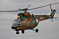 Helicopter-DataBase Photo ID:14468 PZL W-3 RR  Procjon 66th Aviation Wing 0203 cn:300203