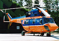 Helicopter-DataBase Photo ID:3451 PZL W-3T  Sokół 18th Rescue and Liaison Aviation Squadron of the Navy 0209 cn:310209