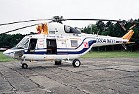 Helicopter-DataBase Photo ID:4268 PZL W-3T  Sokół 28th Aviation Squadron of the Navy 0304 cn:310304
