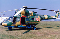 Helicopter-DataBase Photo ID:3445 PZL W-3U  Salamandra WSK PZL-Świdnik S.A. 0317 cn:360317