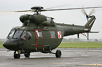 Helicopter-DataBase Photo ID:3501 PZL W-3RL 2nd Transport-Liaison Aviation Squadron 0415 cn:310415