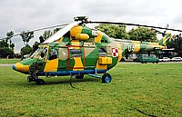 Helicopter-DataBase Photo ID:29 PZL W-3RL 2nd Transport-Liaison Aviation Squadron 0417 cn:310417