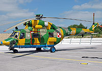 Helicopter-DataBase Photo ID:4987 PZL W-3RL 2nd Transport-Liaison Aviation Squadron 0417 cn:310417