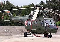 Helicopter-DataBase Photo ID:5498 PZL W-3W (NS23 dismantled) 14th Air Transport Squadron 0516 cn:360516